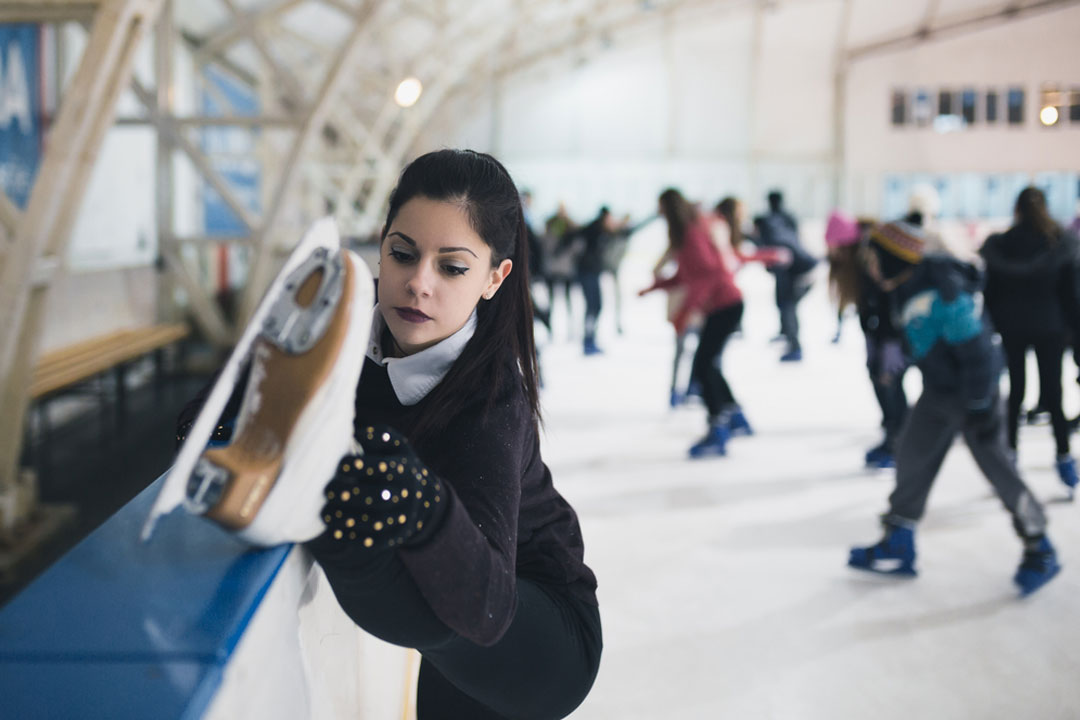 Ice Skating Clubs