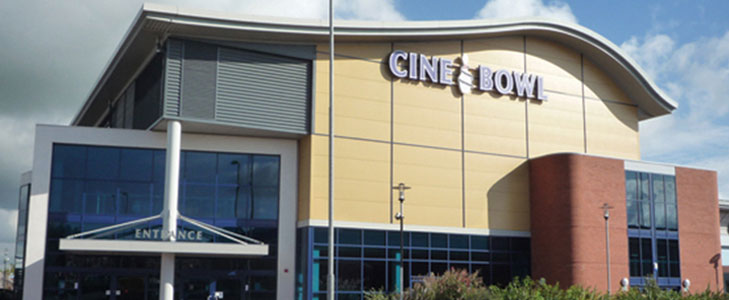 Cinebowl Uttoxeter