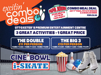 Combo Deals Uttoxeter