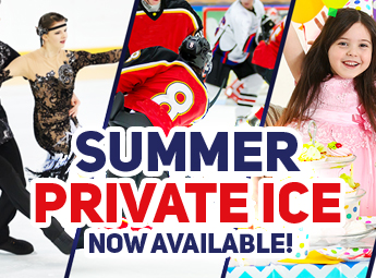 Summer Private Ice