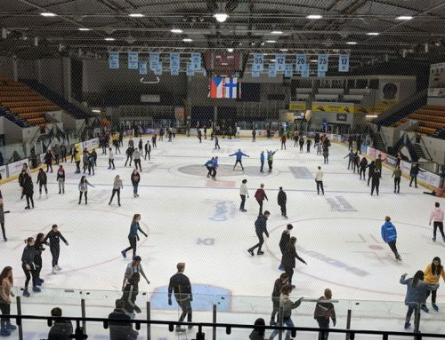Christmas Day Ice Skating Set To Raise Money For Charity