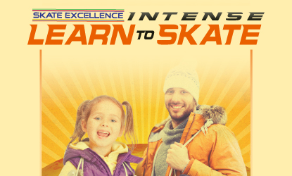 Intense Learn To Skate