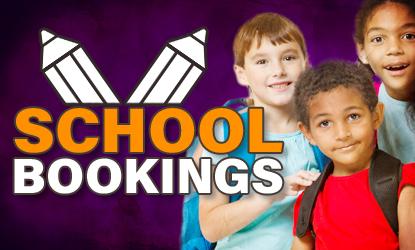 Schools Bookings