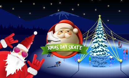 Christmas Day Skate