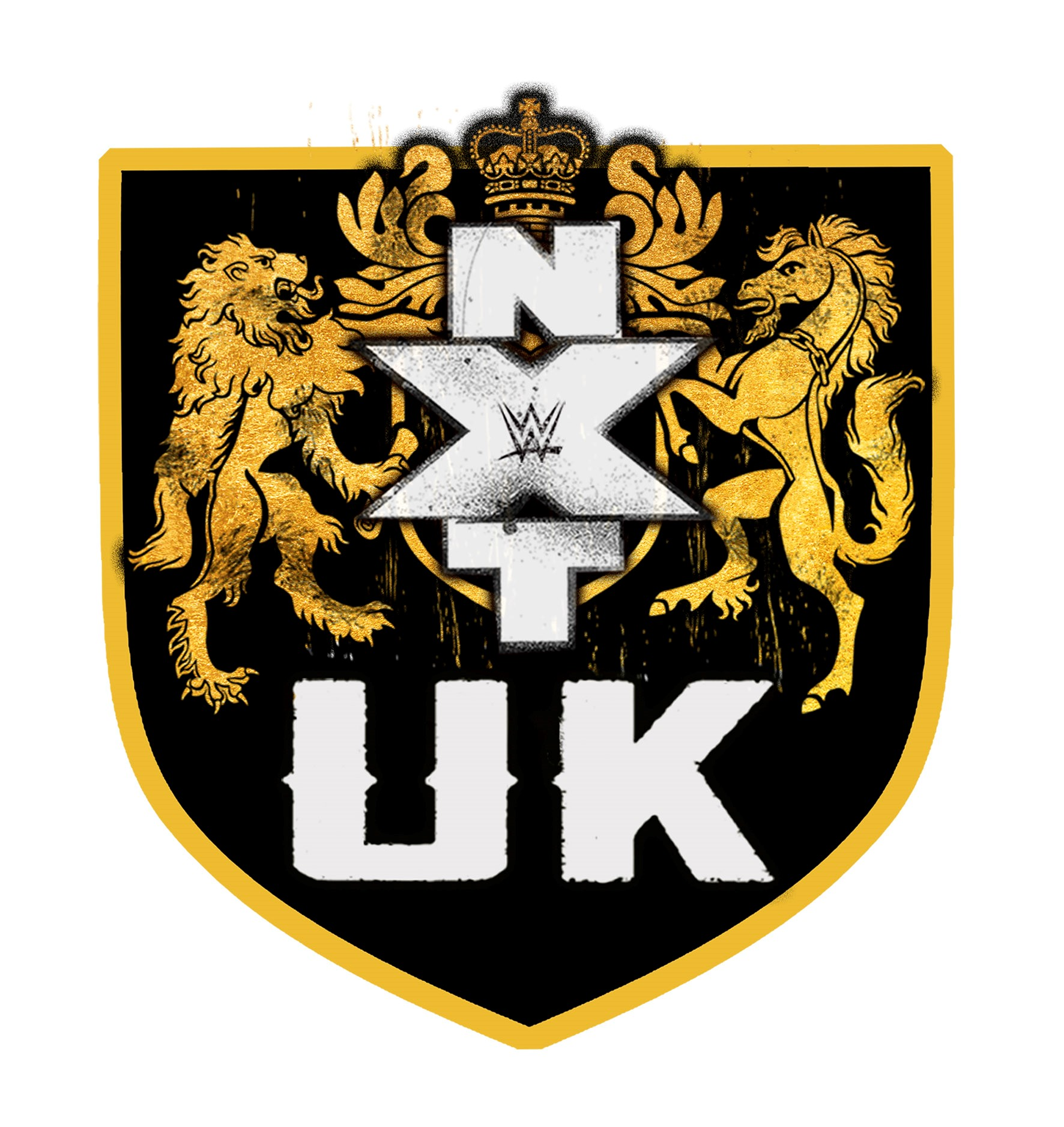 NXT UK Wrestling Logo