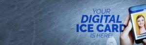 Digital Ice Card Header