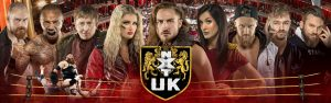 WWE NXT Wrestling Header