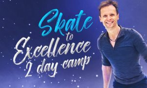 Skate To Excellence Camp Mark Hanretty