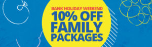 Bank Holiday Weekend Banner