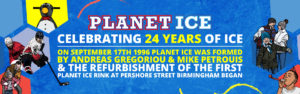 24 Years of Planet Ice