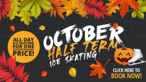 October Half Term Ice Skating