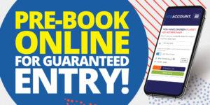 Pre Book Online