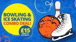 Ice Skating & Bowling Deal