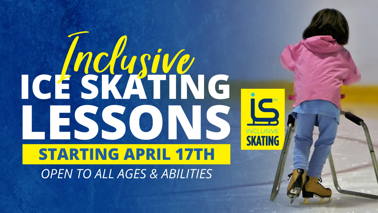 Inclusive Ice Skating Lessons