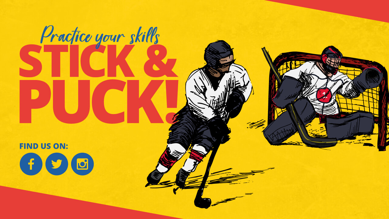 Stick & Puck Training