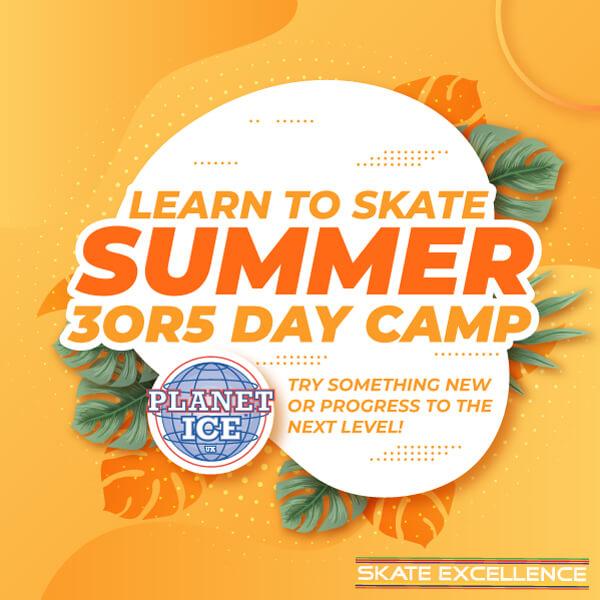 Ice Skating Summer Camps