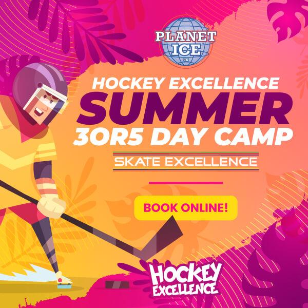 Ice Hockey Summer Camps