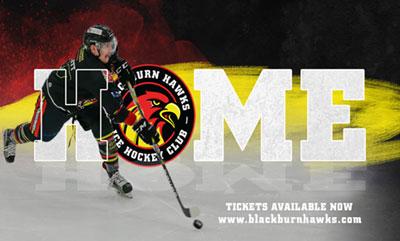 Blackburn Hawks Ice Hockey Club